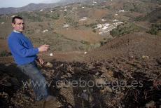 Imagen del reportajeUna día con Juan Muñoz , propietario y enólogo de Bodegas A.Muñoz Cabrera