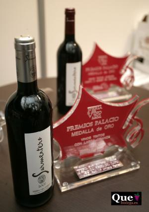 Imagen del reportajeEntregados los Premios Palacio de la 11� Feria del Vino y la D.O.