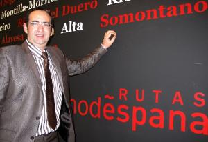 Imagen del reportajeEntrevistamos a Mariano Beroz, presidente de la D.O.Somontano