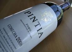 Imagen de la nota de cata Pintia 2006