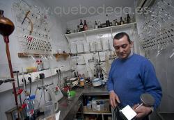 Imagen 10 de Una día con Juan Muñoz , propietario y enólogo de Bodegas A.Muñoz Cabrera