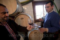 Imagen 5 de Una día con Juan Muñoz , propietario y enólogo de Bodegas A.Muñoz Cabrera