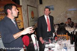 Imagen 7 de Vinos andaluces protagonistas en Restaurante Alborada