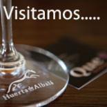 Visitamos......  Huerta de Albala